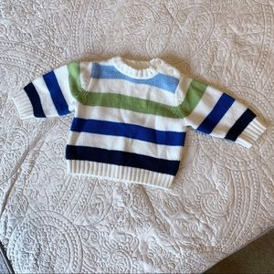 Children's Place 3-6 month Stripped Sweater